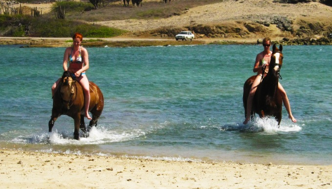Poco and Il Tigretto at Lagoon