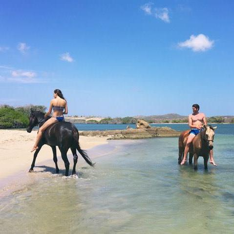 erik conover jessica clements rancho washikemba Bonaire